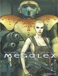 Copertina MEGALEX n.1 - ANOMALIA, EDIZIONI DI