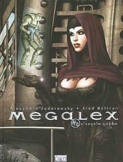 Copertina MEGALEX n.2 - L'ANGELO GOBBO, EDIZIONI DI