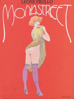 Copertina MONASTREET n. - MONASTREET, EDIZIONI DI