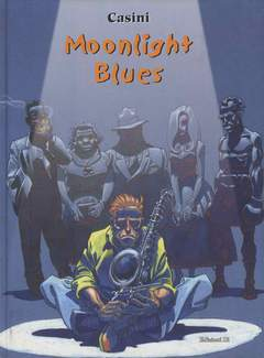Copertina MOONLIGHT BLUES n. - MOONLIGHT BLUES, EDIZIONI DI