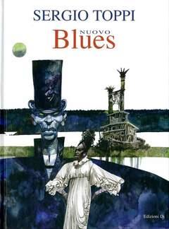 Copertina NUOVO BLUES n. - NUOVO BLUES, EDIZIONI DI