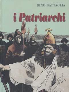 Copertina PATRIARCHI n.1 - PATRIARCHI, EDIZIONI DI