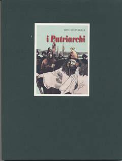 Copertina PATRIARCHI n.2 - PATRIARCHI LIMITED  [TL], EDIZIONI DI