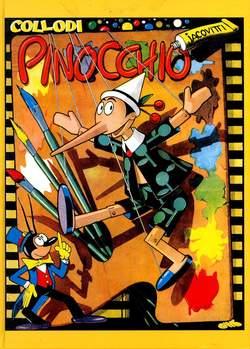 Copertina PINOCCHIO di JACOVITTI n. - PINOCCHIO, EDIZIONI DI