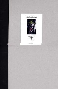 Copertina PORTFOLIO DELL'OTTO SHADOW n. - SHADOW [TL], EDIZIONI DI