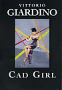 Copertina PORTFOLIO GIARDINO CAD GIRL n. - PORTFOLIO CAD GIRL, EDIZIONI DI