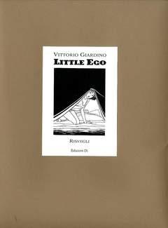 Copertina PORTFOLIO LITTLE EGO RISVEGLI n. - LITTLE EGO - RISVEGLI, EDIZIONI DI