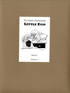 Copertina PORTFOLIO LITTLE EGO SOGNI n. - LITTLE EGO - SOGNI, EDIZIONI DI