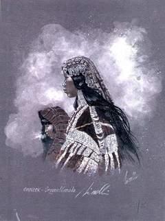 Copertina PORTFOLIO TISSELLI INDIANE n. - INDIANE, EDIZIONI DI