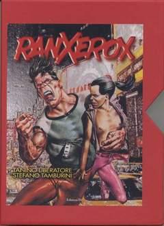 Copertina RANXEROX COFANETTO n. - RANXEROX 1-2-3, EDIZIONI DI
