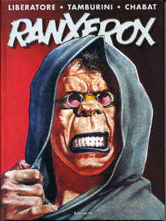 Copertina RANXEROX n.3 - RANX 3, EDIZIONI DI