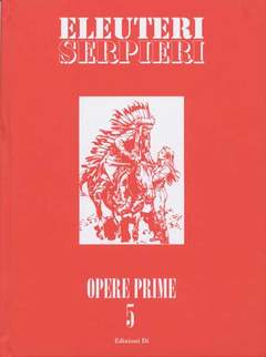 Copertina SERPIERI OPERE PRIME n.5 - OPERE PRIME, EDIZIONI DI