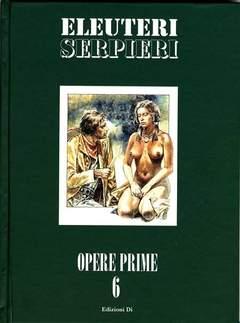 Copertina SERPIERI OPERE PRIME n.6 - OPERE PRIME, EDIZIONI DI