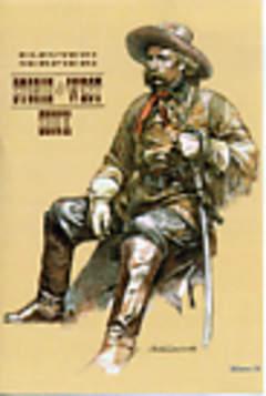 Copertina STORIE DEL WEST (Serpieri) n.1 - SIOUX, EDIZIONI DI