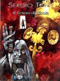 Copertina TESORO DI CIBOLA (TOPPI) n. - IL TESORO DI CIBOLA, EDIZIONI DI