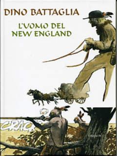 Copertina UOMO DEL NEW ENGLAND n. - L'UOMO DEL NEW ENGLAND, EDIZIONI DI