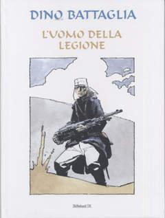 Copertina UOMO DELLA LEGIONE n. - L'UOMO DELLA LEGIONE, EDIZIONI DI