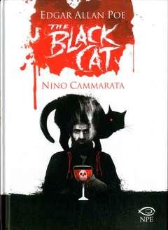 Copertina BLACK CAT n. - THE BLACK CAT, EDIZIONI NPE