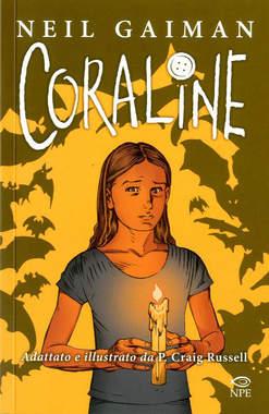 Copertina CORALINE Brossurato n. - CORALINE, EDIZIONI NPE