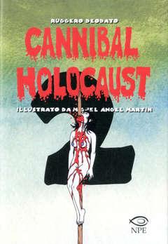 Copertina CANNIBAL HOLOCAUST 2 n. - CANNIBAL HOLOCAUST 2, EDIZIONI NPE