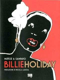 Copertina BILLIE HOLIDAY n. - BILLIE HOLIDAY, EDIZIONI SUR