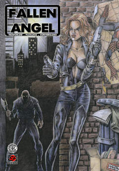 Copertina FALLEN ANGEL n. - FALLEN ANGEL, EF EDIZIONI