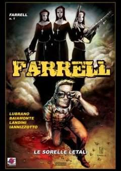 Copertina FARRELL n.1 - LE SORELLE LETALI, EF EDIZIONI