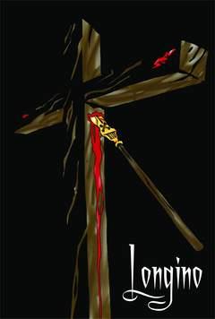 Copertina LONGINO n. - Graphic Novel, EF EDIZIONI