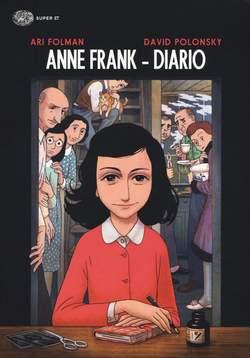 Copertina ANNE FRANK DIARIO n. - ANNE FRANK - DIARIO, EINAUDI