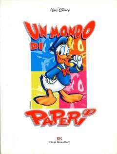Copertina MONDO DI PAPERI n. - UN MONDO DI PAPERI, ELIO DE ROSA EDITORE