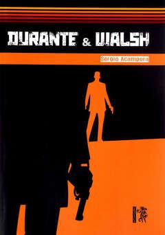 Copertina DURANTE & WALSH n. - DURANTE & WALSH, ERETICA EDIZIONI