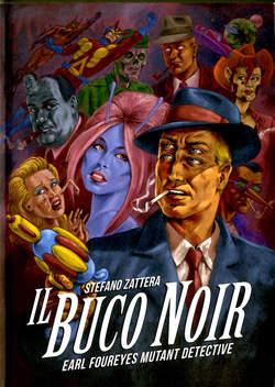 Copertina BUCO NOIR n. - IL BUCO NOIR, ERIS EDIZIONI