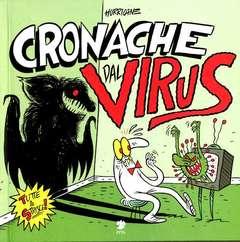 Copertina CRONACHE DAL VIRUS n. - CRONACHE DAL VIRUS, ERIS EDIZIONI