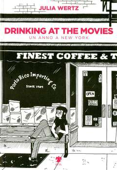Copertina DRINKING AT THE MOVIE n. - UN ANNO A NEW YORK, ERIS EDIZIONI