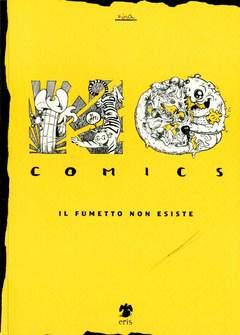 Copertina Kina n. - No Comics. Il fumetto non esiste., ERIS EDIZIONI