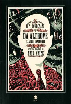 Copertina Kina n. - H.P. Lovecraft - Da altrove e altri racconti, ERIS EDIZIONI
