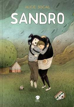 Copertina SANDRO n. - SANDRO, ERIS EDIZIONI