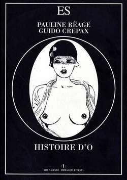 Copertina HISTOIRE D'O n. - HISTOIRE D'O, ES