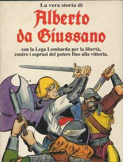 Copertina ALBERTO DA GIUSSANO n. - ALBERTO DA GIUSSANO, F.D.A. EDITRICE