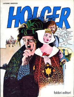 Copertina HOLGER DANESE n. - HOLGER IL DANESE, FABBRI EDITORI
