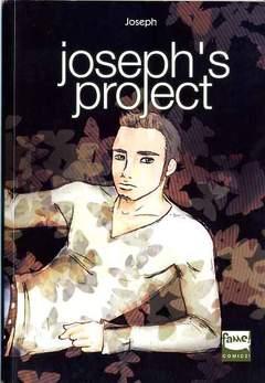 Copertina FAME BOOK n.3 - JOSEPH'S PROJECT- storie brevi, FAME ASSOCIAZIONE CULTURALE