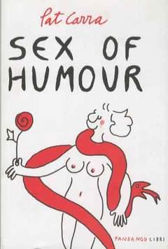 Copertina SEX OF HUMOR n. - SEX OF HUMOR, FANDANGO LIBRI