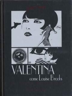 Copertina VALENTINA COME LOUISE BROOKS n.0 - IL LIBRO NASCOSTO, FANDANGO LIBRI