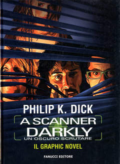 FANUCCI - SCANNER DARKLY OSCURO SCRUTARE