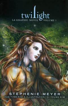Copertina TWILIGHT (m2) n.1 - LA GRAPHIC NOVEL, FAZI EDITORE