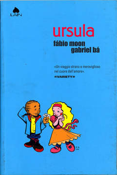 Copertina URSULA n. - URSULA, FAZI EDITORE