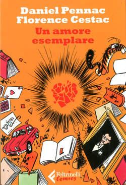 Copertina AMORE ESEMPLARE n. - UN AMORE ESEMPLARE, FELTRINELLI COMICS