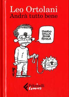 Copertina ANDRA' TUTTO BENE n. - ANDRA' TUTTO BENE, FELTRINELLI COMICS