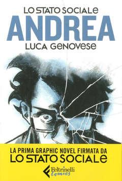 Copertina ANDREA n. - ANDREA, FELTRINELLI COMICS