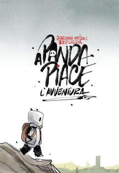 Copertina A PANDA PIACE L'AVVENTURA n. - A PANDA PIACE L'AVVENTURA, FELTRINELLI COMICS